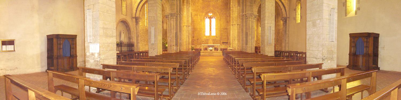 Chiesa  Abbaziale  -  Ferentino  negli  Ernici  ( FR ) -  ITALY