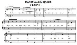 Madonna delle Grazie - 0 Inno